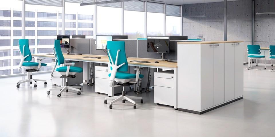 TRENDY w urządzaniu biura 2019
