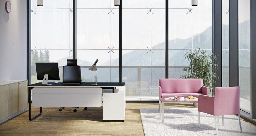 Jak urządzić biuro w minimalistycznym stylu  – niezbędne meble i akcesoria
